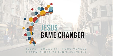 Jesus the Game Changer tickets