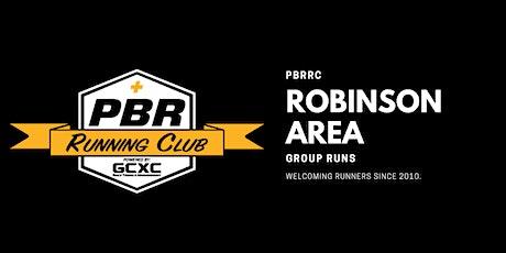 PBRRC Robinson Area Tuesday Group Run tickets