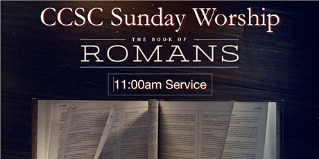 Calvary Chapel 11:00am Sunday Morning Service tickets