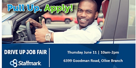 Staffmark Drive Thru Job Fair tickets