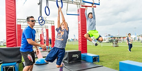 Ninja Warrior Day Camp (Aug 10-14) tickets