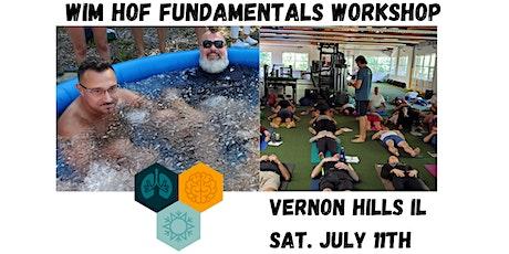 Wim Hof Fundamentals Workshop tickets