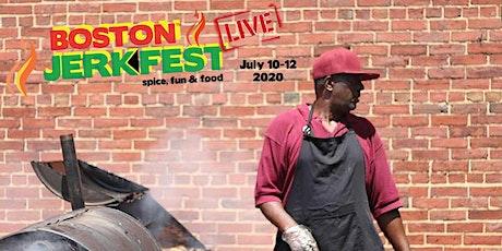 Boston JerkFest LIVE ! tickets