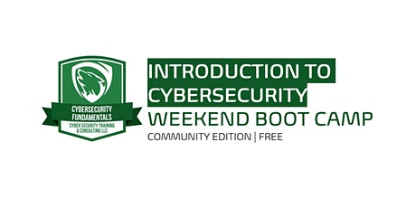 Introduction to Cybersecurity / CSX Fundamentals (Weekend: Module 1 of 4) tickets