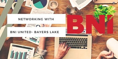 Networking with BNI United - Bayers Lake tickets