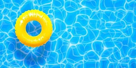 Hampton Ridge Pool Session 4 ... 6:00 pm - 7:45 pm (Mon-Thurs) tickets