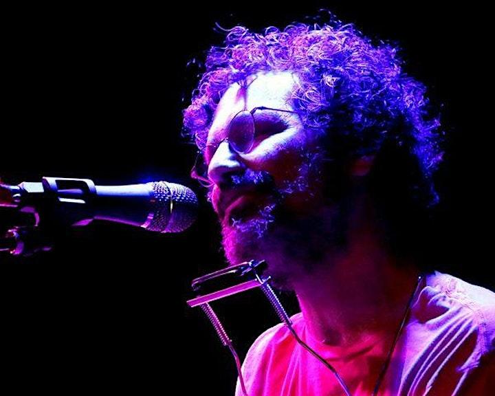 Concert in a Car: Charley Orlando, Los Blancos, Digger Jones image