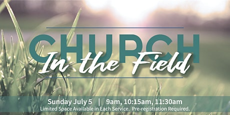 SPCC Church in the Field tickets