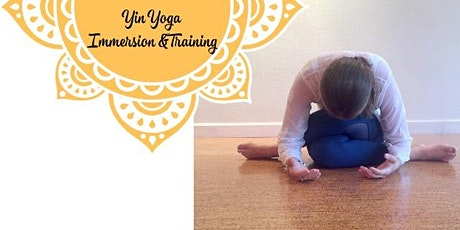 Yin Yoga Immersion and Training with Claire Z tickets
