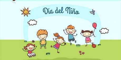 Celebración Día Del Niño boletos