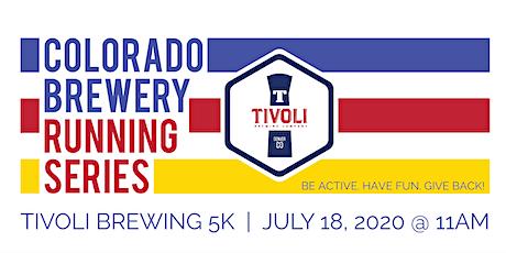 Beer Run - Tivoli Brewing 5k | Colorado Brewery Running Series tickets