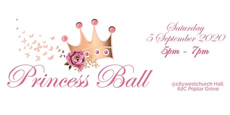 Taranaki Retreat Princess Ball tickets