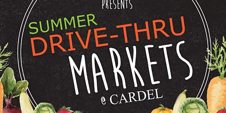 SUMMER MARKET - CARDEL QUARRY PARK tickets