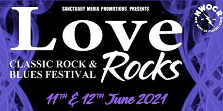 Loverocks IV 2021 - Classic Rock & Blues Festival - Bournemouth tickets
