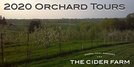 The Cider Farm Orchard Tour & Apple Pressing tickets