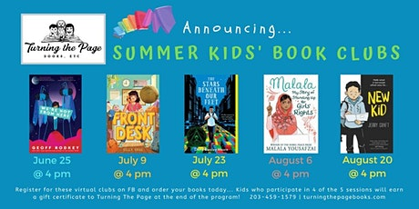Summer Kids' Book Club #4: Malala: My Story of Standing Up tickets