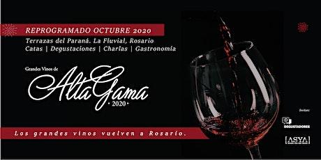 Gran Degustación - Alta Gama 2020 entradas