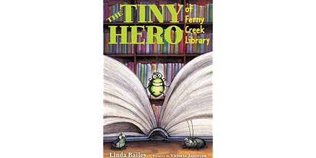 Chapter-a-Day : The Tiny Hero of Ferny Creek Library tickets