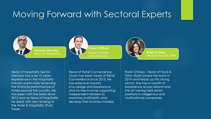 Moving Forward into a New Normal  - A Conversation with Sectoral Experts image