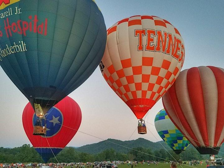 Great Smoky Mountain Balloon Festival 2021 image