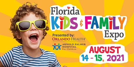 Florida Kids and Family Expo 2021 tickets
