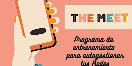 Programa De Entrenamiento En Autogestión De RRSS tickets