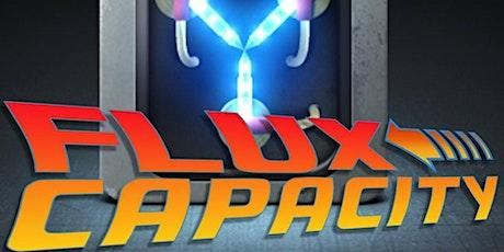 Flux Capacity: Online Improv Show Tickets
