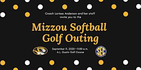 Mizzou Softball Golf Tournament tickets