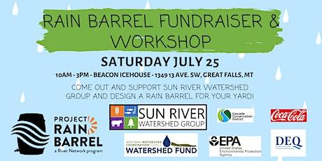 Rain Barrel Fundraiser & Workshop tickets
