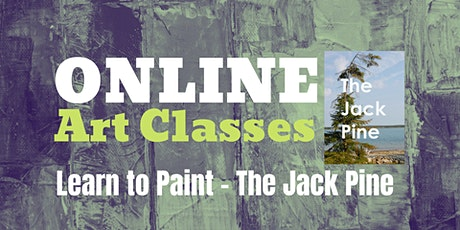 Learn to Paint a Jack Pine tickets