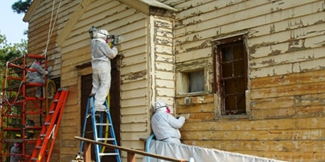 Living Safely with Lead Webinar:Lead Safety for Renovation, Repair & Paint tickets