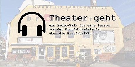 Theater geht Tickets