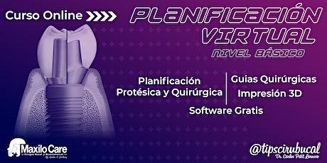 Planificación Virtual tickets