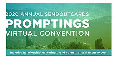 SendOutCards Annual Convention tickets