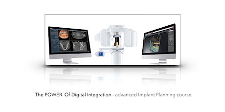 The Power Of Digital Integration - Advanced Implant Planning tickets