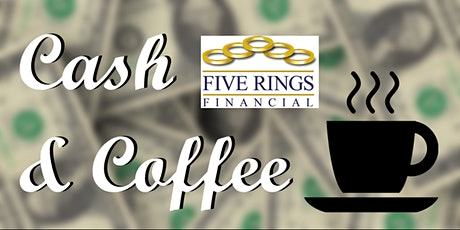 Connect for Cash & Coffee tickets