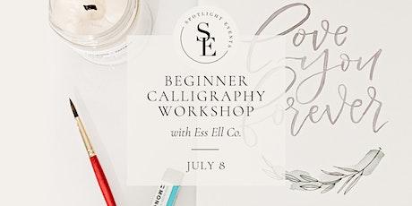 Beginner Calligraphy Workshop tickets