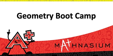 Geometry Boot Camp tickets