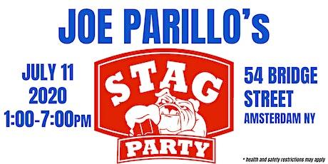 Joe Parillo's Stag Party tickets
