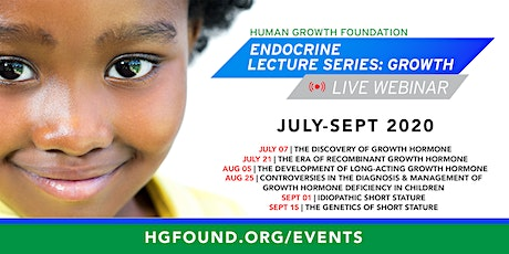 The Development of Long-Acting GH (HGF Endocrine Lecture Series: Growth) tickets