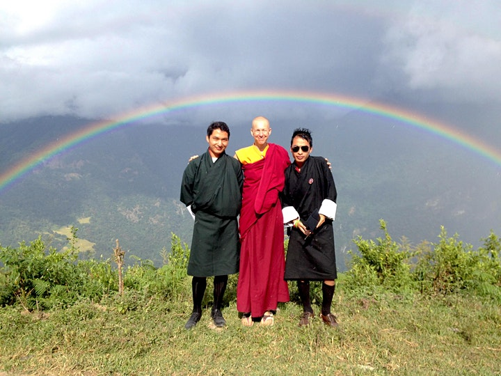 Buddhist Teaching and Meditation by Pema Deki (Emma Slade) online live image
