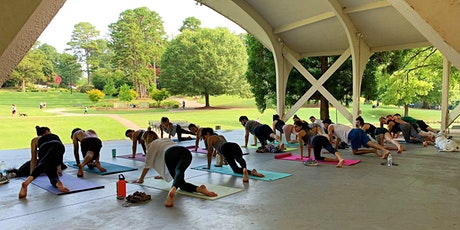 HABITUAL YOGA- LITTLE CHEESMAN'S PARK tickets