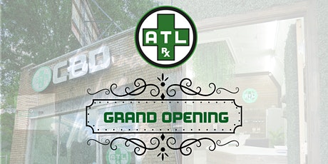 Atlanta Rx Cannabis Dispensary Grand Opening Party! tickets