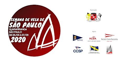 Semana de Vela De São Paulo 2020 ingressos