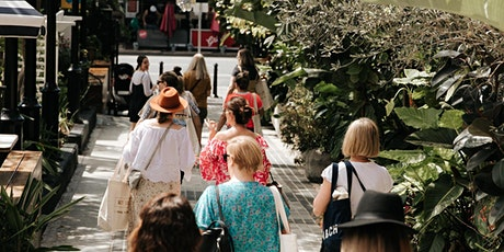 Sustainable Fashion Walking Tour in West End | Brisbane Fashion Month tickets