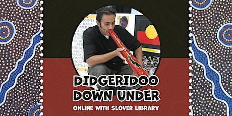 Didgeridoo Down Under tickets