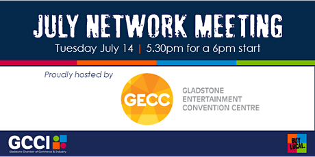 GCCI July Network Meeting tickets