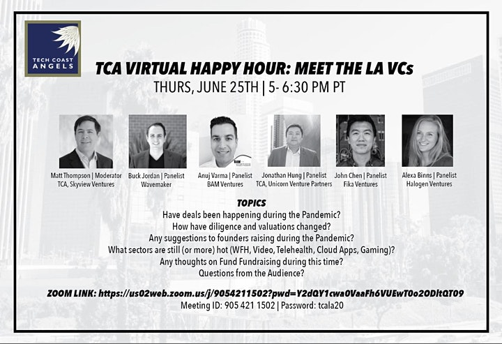 Meet the LA VCs image
