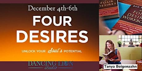Four Desires A ParaYoga Training Unlock Your Soul's Potential - tickets