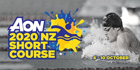 2020 Aon NZ Short Course Championships tickets